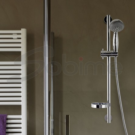 BAR WITH SLIDING SHOWER and accessories