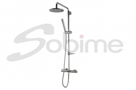 SORTMIX THERMOSTATIC SHOWER KIT