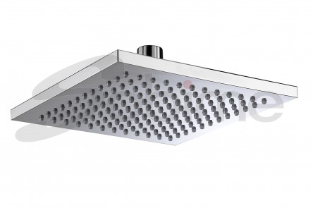 SQUARE SHOWERHEAD OF ABS 1 FUNCTION
