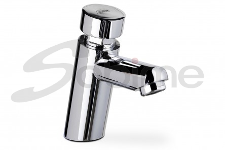 TIMED WASHBASIN 1 WATER CYLINDRICAL - 1/2M INLET