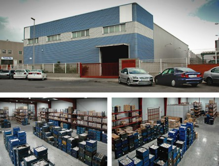 3000 M2 LOGISTIC WAREHOUSE